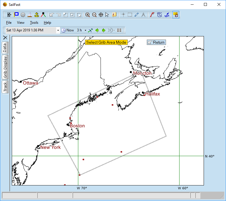 SailFast LLC - Gulf of Maine Tidal Current
